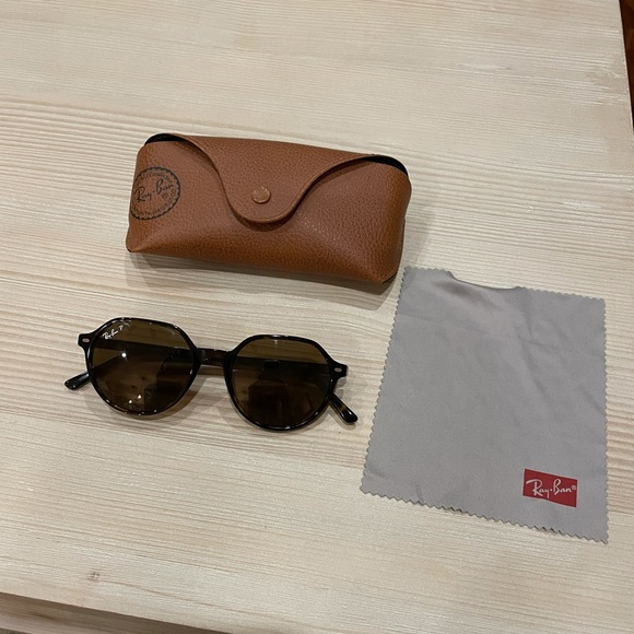 Used Once Polarized Ray Bans